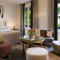 Pershing Hall Hotel комната для гостей фото 5