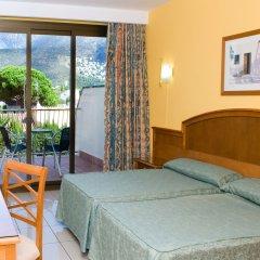 Отель San Carlos Испания, Курорт Росес - отзывы, цены и фото номеров - забронировать отель San Carlos онлайн комната для гостей фото 3
