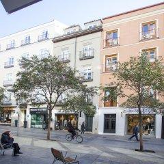 Отель Apartamentos Fuencarral 50 городской автобус