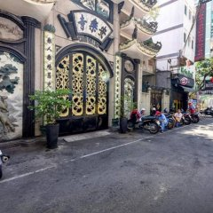 Hanh Chuong Hotel парковка