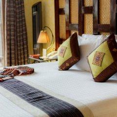 Отель Victoria Sapa Resort & Spa Вьетнам, Шапа - отзывы, цены и фото номеров - забронировать отель Victoria Sapa Resort & Spa онлайн комната для гостей фото 3
