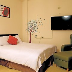 Отель Travel Bird Bed and Breakfast комната для гостей