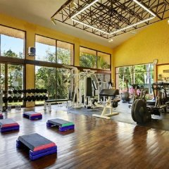Отель Barcelo Huatulco Beach - Все включено фитнесс-зал фото 4