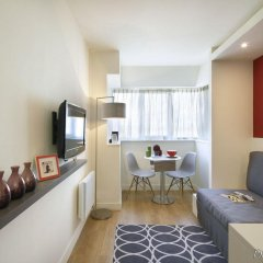 Отель Citadines Maine Montparnasse Париж комната для гостей фото 5