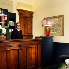 Hotel d'Inghilterra Roma - Starhotels Collezione интерьер отеля фото 3