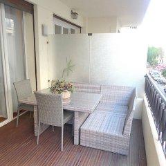 Отель Héraclès Франция, Ницца - отзывы, цены и фото номеров - забронировать отель Héraclès онлайн балкон