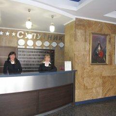 Гостиница Спутник интерьер отеля