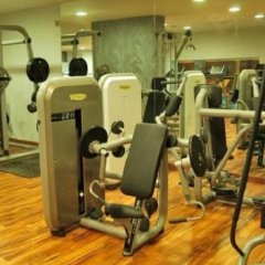 Отель Dana Plaza фитнесс-зал фото 4