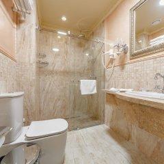 Гостиница Армега в Домодедово 4 отзыва об отеле, цены и фото номеров - забронировать гостиницу Армега онлайн ванная