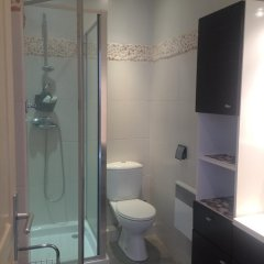 Отель Port Lympia Appartement ванная фото 2