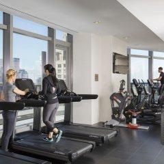 Отель Residence Inn by Marriott New York Manhattan/Central Park фитнесс-зал фото 3