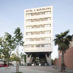 Отель 4 Barcelona Испания, Барселона - - забронировать отель 4 Barcelona, цены и фото номеров парковка