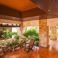 Отель Comfort Inn Palenque Maya Tucán интерьер отеля
