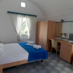 Отель Sunrise Studios Perissa комната для гостей