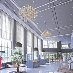 Отель Kensington Hotel Pyeongchang Южная Корея, Пхёнчан - 1 отзыв об отеле, цены и фото номеров - забронировать отель Kensington Hotel Pyeongchang онлайн интерьер отеля