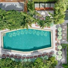 Отель Mandarin Oriental Bangkok Бангкок бассейн