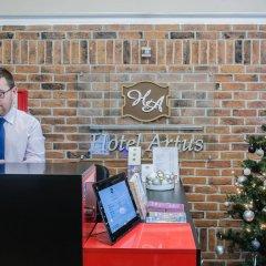 Отель Artus Польша, Гданьск - отзывы, цены и фото номеров - забронировать отель Artus онлайн фото 2