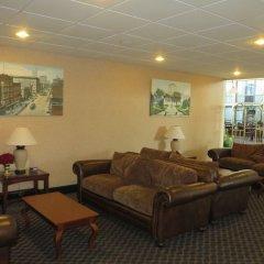 Отель Days Inn Columbus Airport США, Колумбус - отзывы, цены и фото номеров - забронировать отель Days Inn Columbus Airport онлайн интерьер отеля фото 2