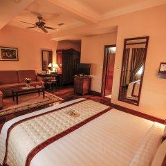 Du Parc Hotel Dalat комната для гостей
