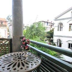 Отель Flower Yard Inn Xiamen Gulangyu Anhai Garden Branch Китай, Сямынь - отзывы, цены и фото номеров - забронировать отель Flower Yard Inn Xiamen Gulangyu Anhai Garden Branch онлайн балкон