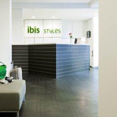 Отель ibis Styles Köln City Германия, Кёльн - 6 отзывов об отеле, цены и фото номеров - забронировать отель ibis Styles Köln City онлайн интерьер отеля