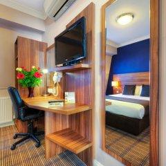 Отель Comfort Inn St Pancras - Kings Cross удобства в номере фото 2