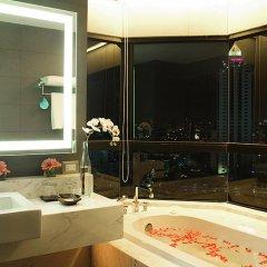 Отель Grand Diamond Suites Hotel Таиланд, Бангкок - отзывы, цены и фото номеров - забронировать отель Grand Diamond Suites Hotel онлайн ванная