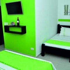 Отель Colours Колумбия, Кали - отзывы, цены и фото номеров - забронировать отель Colours онлайн сейф в номере