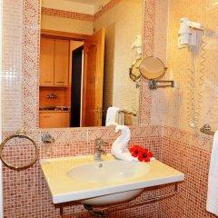 Отель Garden And Spa Boutique Lodging Морро Жабле ванная