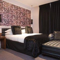 Отель Malmaison Manchester 4* Улучшенный номер с различными типами кроватей