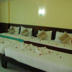 Отель Patong Palm Guesthouse сейф в номере