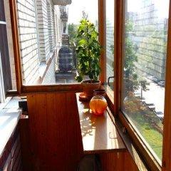 Гостиница Бульвар Новаторов 116 балкон