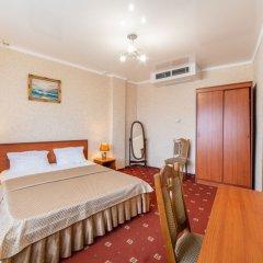 Гостиница Плаза в Анапе 13 отзывов об отеле, цены и фото номеров - забронировать гостиницу Плаза онлайн Анапа комната для гостей фото 2