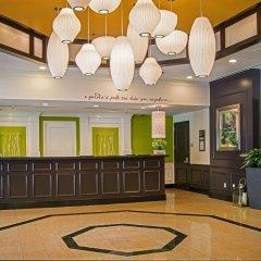 Отель Hilton Garden Inn Washington Dc Downtown США, Вашингтон - отзывы, цены и фото номеров - забронировать отель Hilton Garden Inn Washington Dc Downtown онлайн интерьер отеля