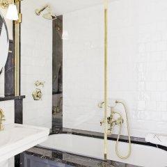 Отель Relais Christine Франция, Париж - отзывы, цены и фото номеров - забронировать отель Relais Christine онлайн ванная