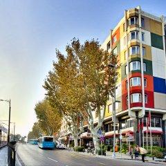 Отель Ramada Istanbul Old City парковка