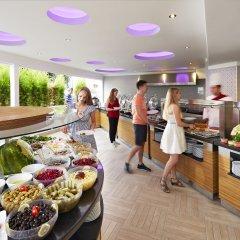 Ideal Piccolo Hotel Турция, Мармарис - отзывы, цены и фото номеров - забронировать отель Ideal Piccolo Hotel - All Inclusive - Adults Only онлайн питание фото 2