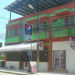 Hotel Ejecutivo Plaza Central фото 14