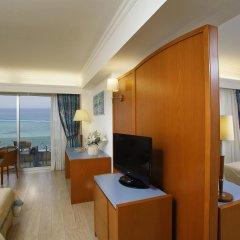 Отель Sunrise Beach Hotel Кипр, Протарас - 5 отзывов об отеле, цены и фото номеров - забронировать отель Sunrise Beach Hotel онлайн комната для гостей фото 2