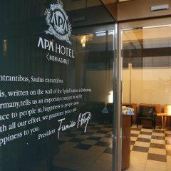 APA Hotel Nishiazabu интерьер отеля фото 2