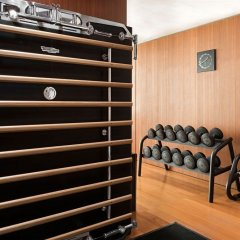 Bulgari Hotel Milan фитнесс-зал
