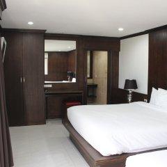 Отель Capannina Inn Таиланд, Пхукет - 10 отзывов об отеле, цены и фото номеров - забронировать отель Capannina Inn онлайн комната для гостей фото 2