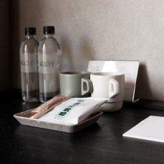 Отель THE KNOT TOKYO Shinjuku удобства в номере