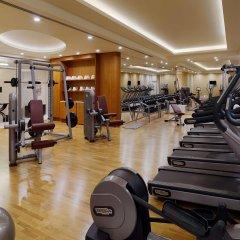 Гостиница Marriott Novy Arbat Москва фитнесс-зал