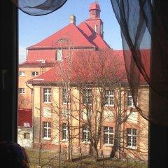Гостиница Hostel Cherdak в Калининграде отзывы, цены и фото номеров - забронировать гостиницу Hostel Cherdak онлайн Калининград балкон