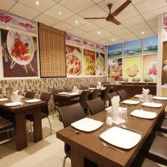 Отель OYO 16011 Hotel Mohan International Индия, Нью-Дели - отзывы, цены и фото номеров - забронировать отель OYO 16011 Hotel Mohan International онлайн питание фото 3