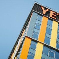 Апарт-отель YE'S вид на фасад
