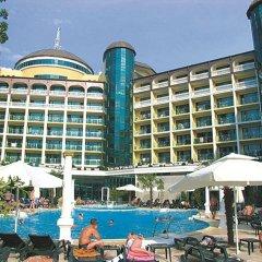 Planeta Hotel & Aqua Park Солнечный берег бассейн