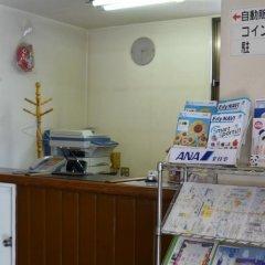 Отель Heiwadai Hotel Otemon Япония, Фукуока - отзывы, цены и фото номеров - забронировать отель Heiwadai Hotel Otemon онлайн интерьер отеля фото 3