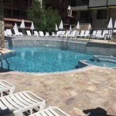 Отель Maria Antoaneta Residence Болгария, Банско - отзывы, цены и фото номеров - забронировать отель Maria Antoaneta Residence онлайн бассейн